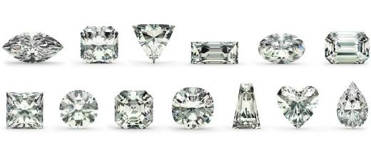 Выбор бриллиантов