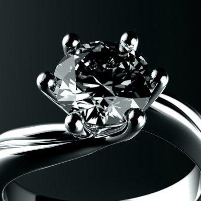 Классические оправы для бриллиантов