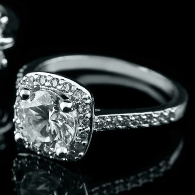 Кольца с бриллиантами на заказ